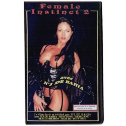 DVD  Film X Female instinct 2